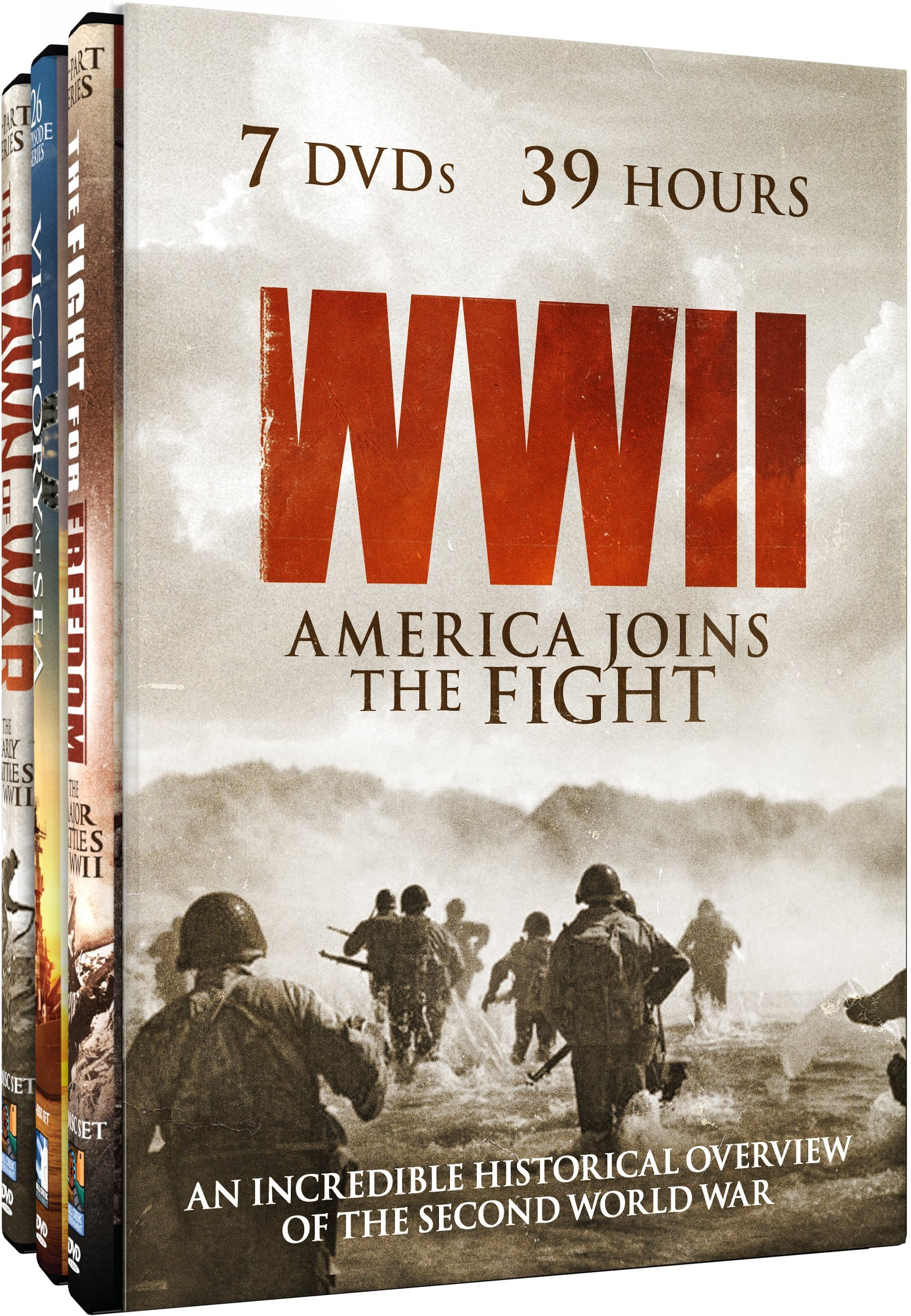 WWII America Joins the Fight