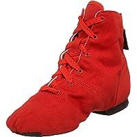Sansha Soho - Zapatos de Jazz con Cordones