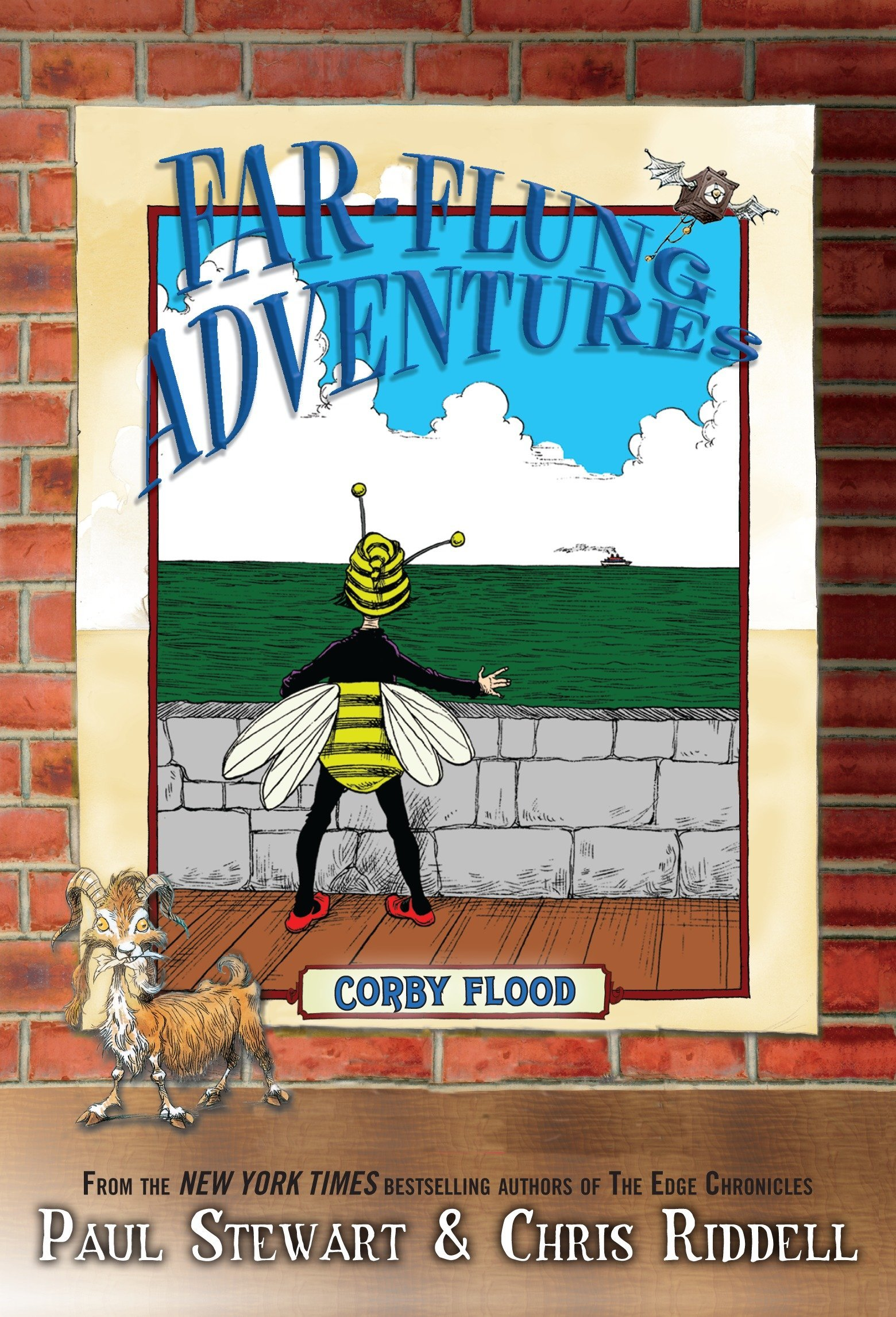 Far-Flung Adventures: Corby Flood pdf epub