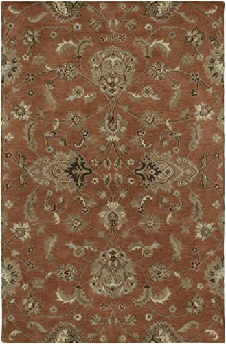 Kaleen Rugs Mystic Collection 6060-67 Copper Hand Tufted 2 x 3 Rug