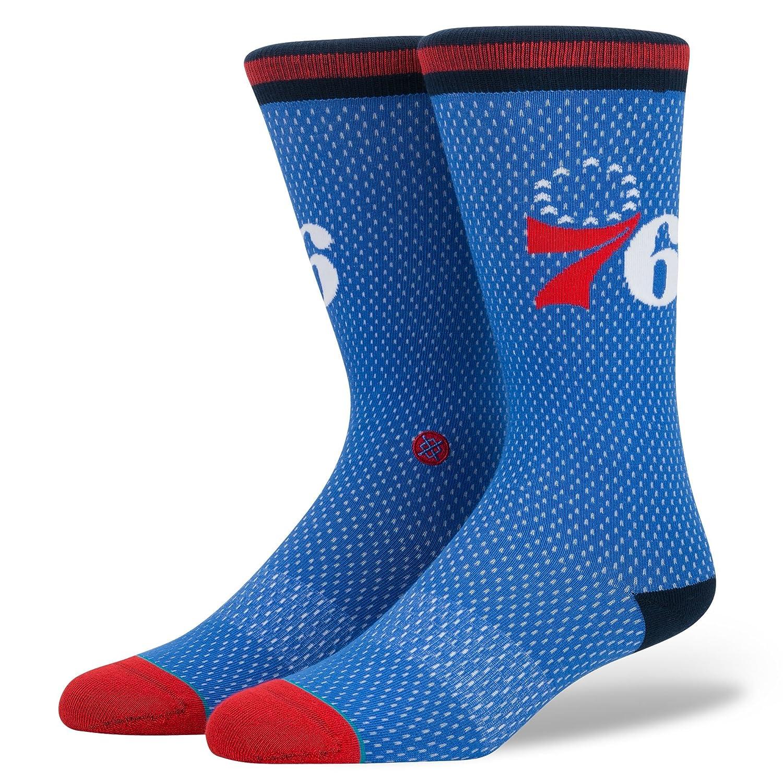 Stance Philadelphia 76ers Jersey NBA Socken Blau