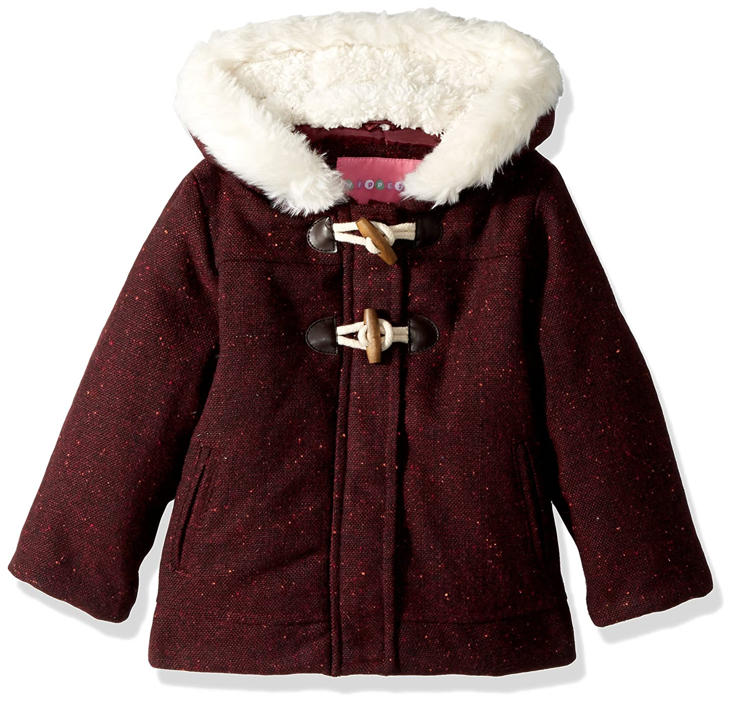 Wippette Baby Girls Wool Toggle Inf 92104