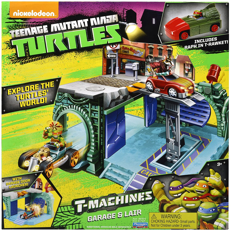 Amazon.com: Teenage Mutant Ninja Turtles T-Machines Turtle ...