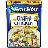 StarKist Premium White Chicken - 2.6 oz Pouch (Pack of 12)