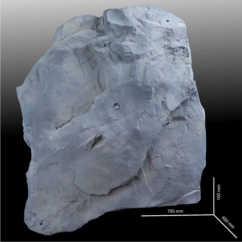 V10 - Empuñadura de escalada (aspecto de piedra natural ...
