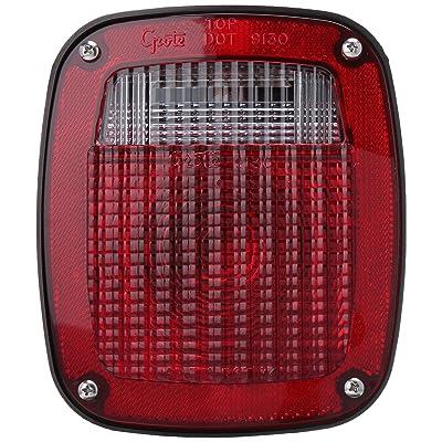 Grote 53630 SuperNova Three-Stud Metri-Pack LED Stop Tail Turn Light (RH): Automotive