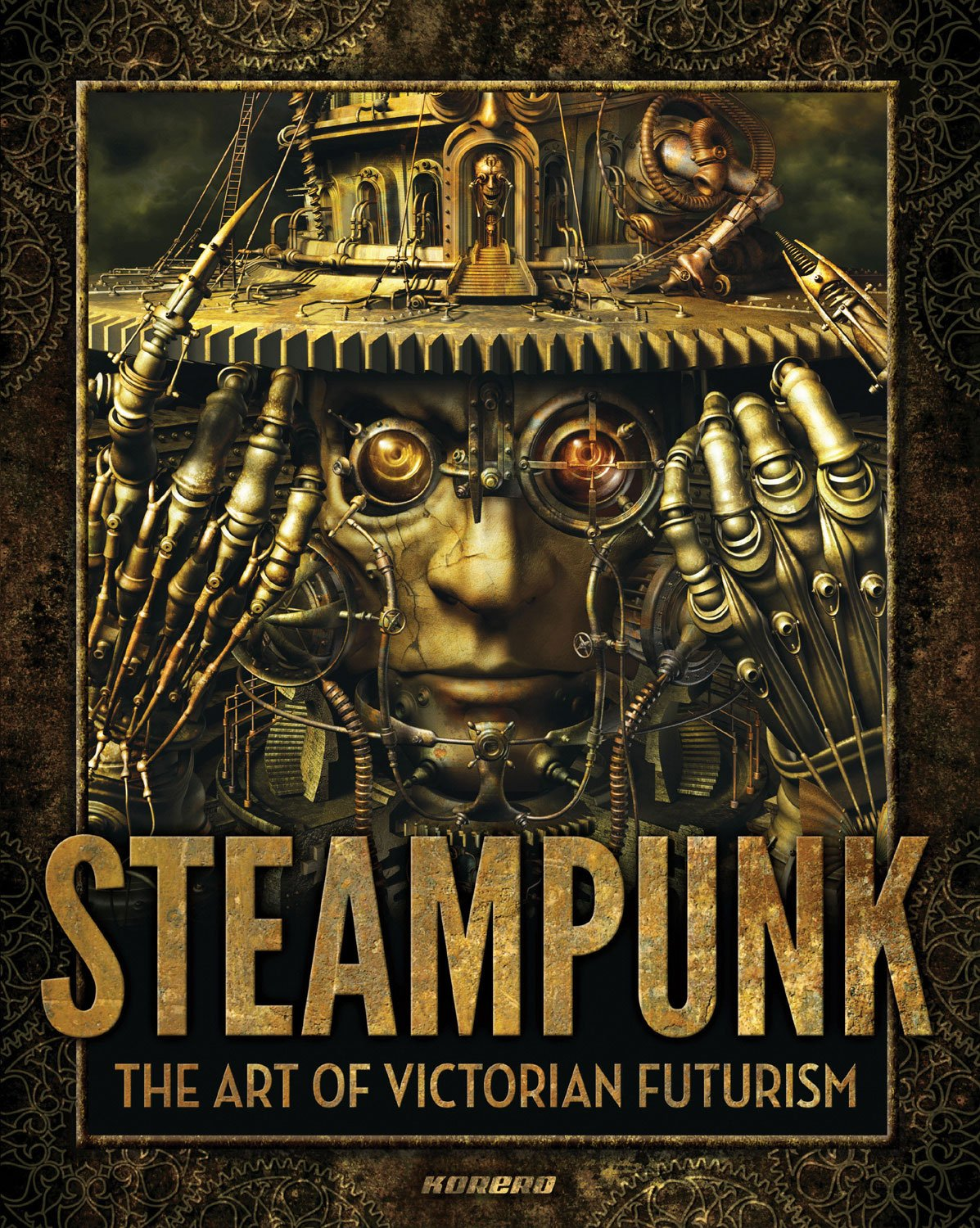 Download Steampunk: The Art of Victorian Futurism PDF