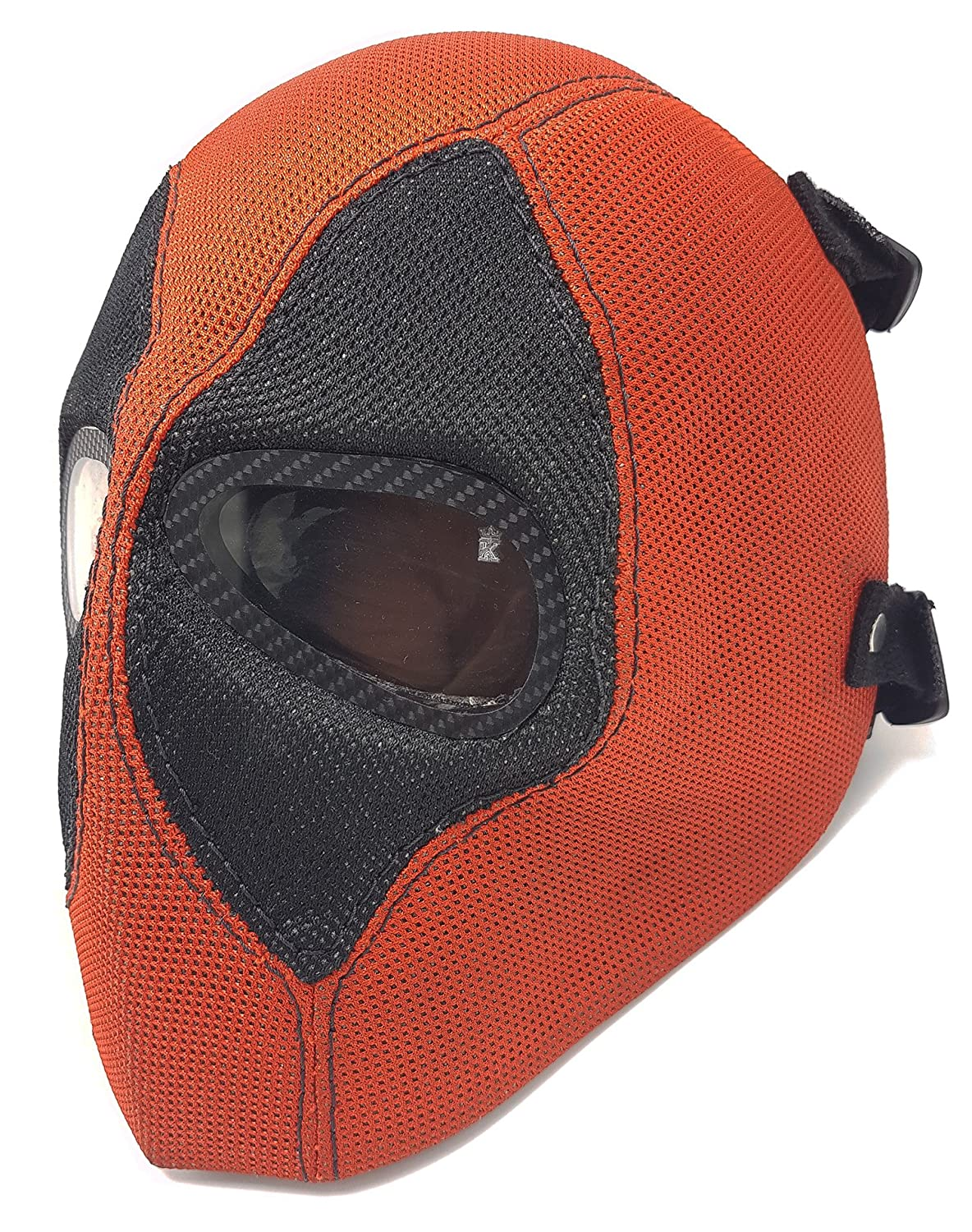 Amazon.com : DeadPool Sponge Airsoft Mask Army of Two Mask Protective Gear Face Masks Sporting Goods Protective Masks : Sports & Outdoors