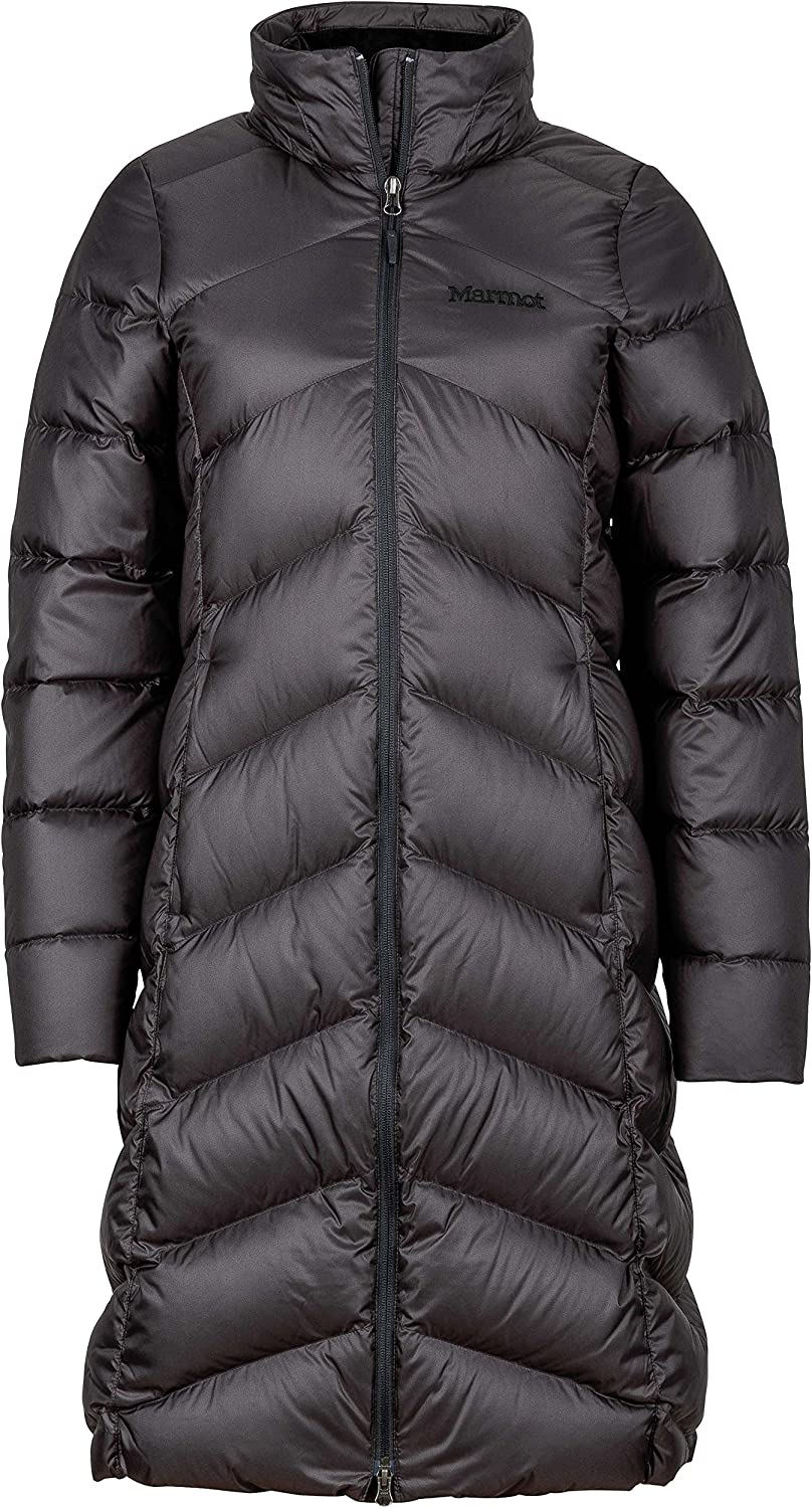 Marmot Women's Montreaux Full-Length Down Puffer Coat: Amazon.co ...