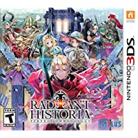 Deals on Radiant Historia: Perfect Chronology Nintendo 3DS