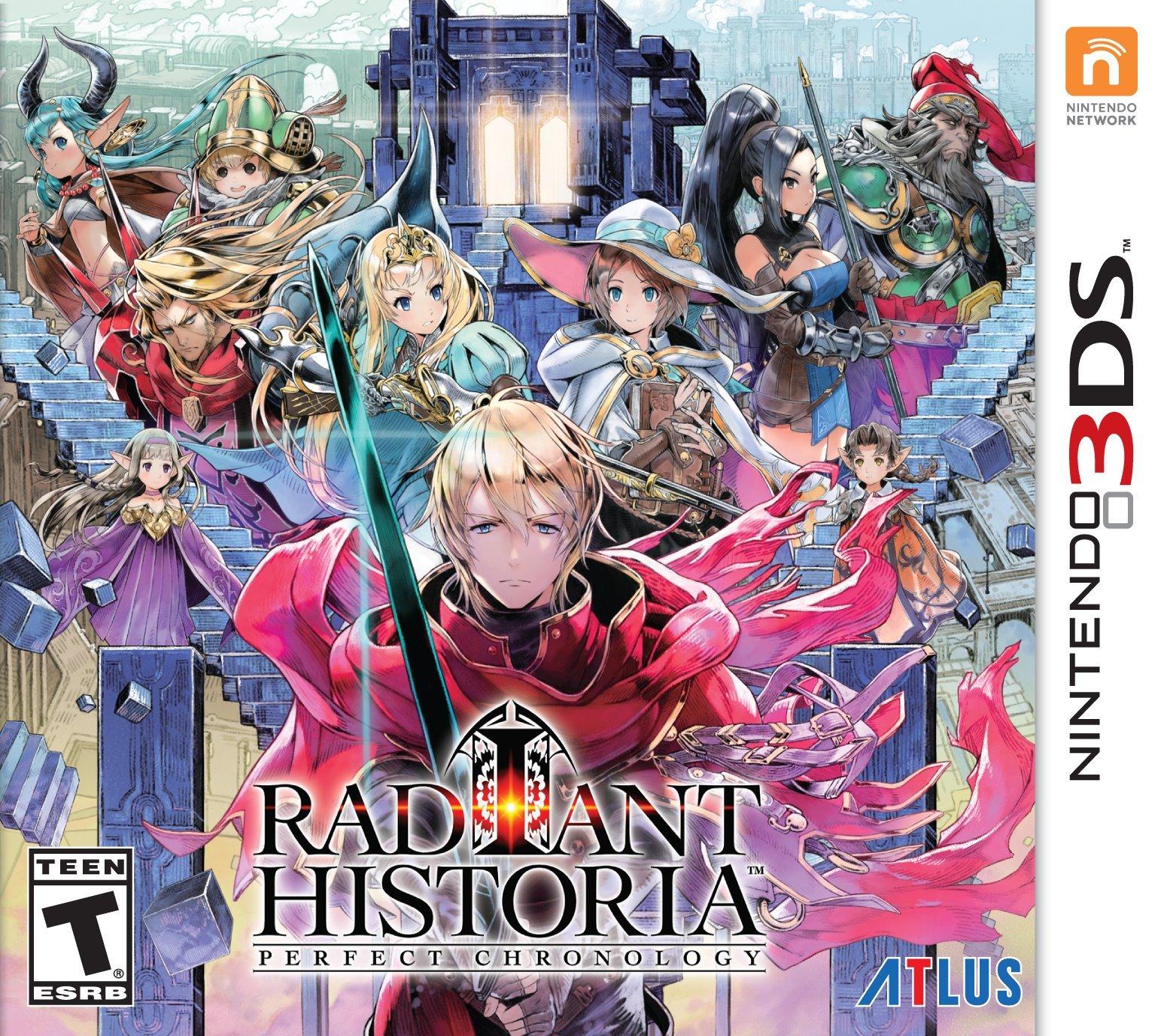 Radiant Historia: Perfect Chronology - Nintendo 3DS