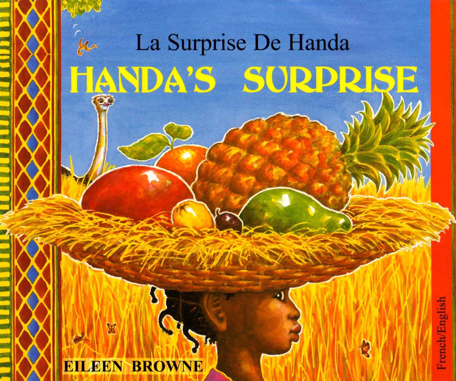 Handa's Surprise [French Version]: Amazon.co.uk: Browne, Eileen:  9781852695095: Books