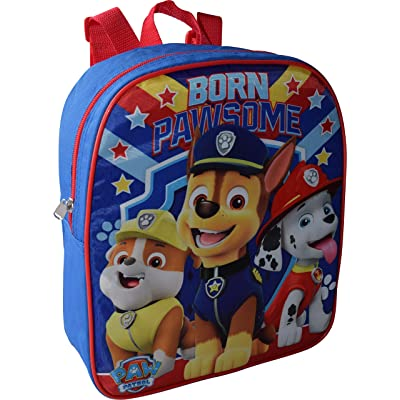 "Nickelodeon Paw Patrol Boy's 12"" Backpack 