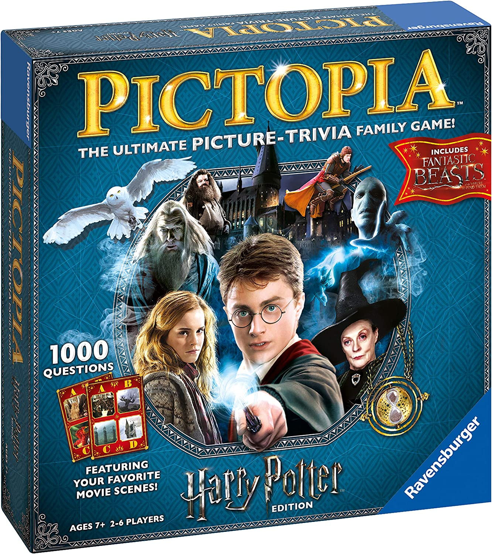 Ravensburger 26293 Pictopia Harry Potter Edition-The Picture Trivia Game,: Amazon.es: Juguetes y juegos