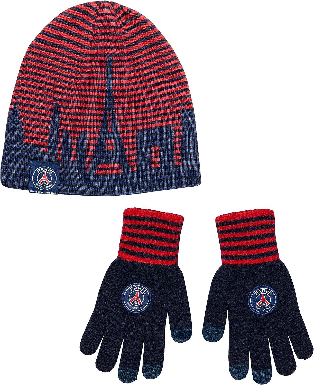 Collection Officielle PARIS SAINT-GERMAIN Bonnet Enfant PSG
