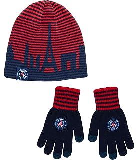 Bonnet PSG - Collection officielle PARIS SAINT GERMAIN - Taille enfant b0ab0ebbe7d