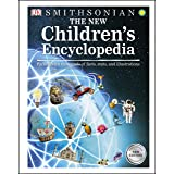 The New Children's Encyclopedia: Packed with Thousands of Facts, Stats, and Illustrations (Visual Encyclopedia) (English Edit