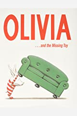 Olivia . . . and the Missing Toy Hardcover