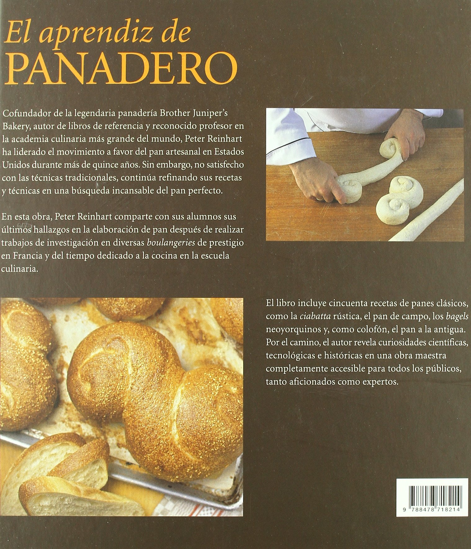 El Aprendiz De Panadero: Unknown: 9788478718214: Amazon.com ...