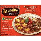 Tandoor Chef Paneer Tikka Masala with Rajma Dal and Onion Basmati Rice, 9-Ounce Boxes (Pack of 12)