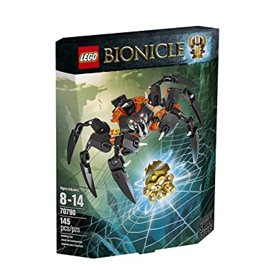 LEGO Bionicle Lord of Skull Spiders Toy(Discontinued by manufacturer): Toys & Games