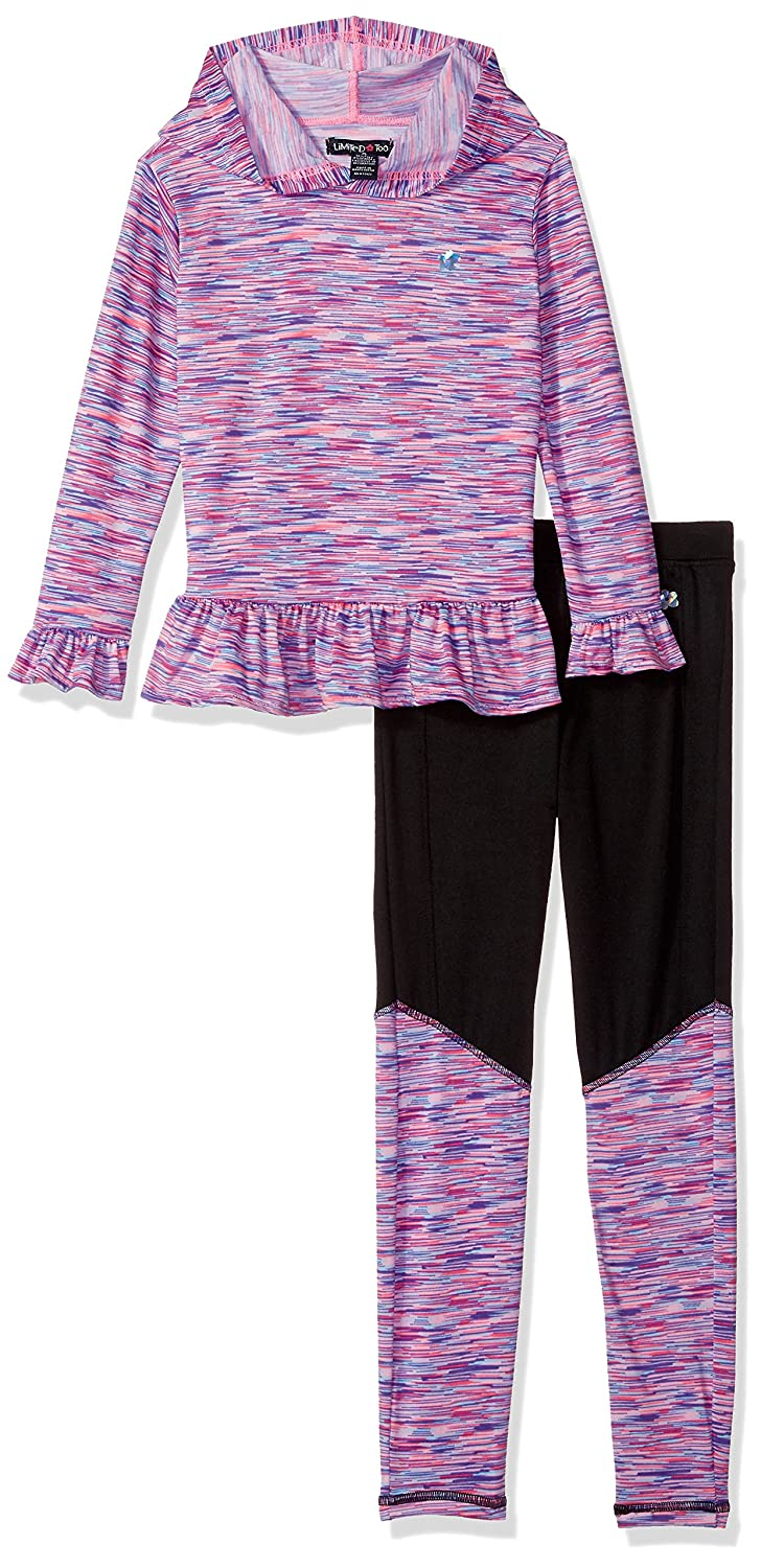 Limited Too Girls Sweatshirt and Legging Set (More Styles Available)