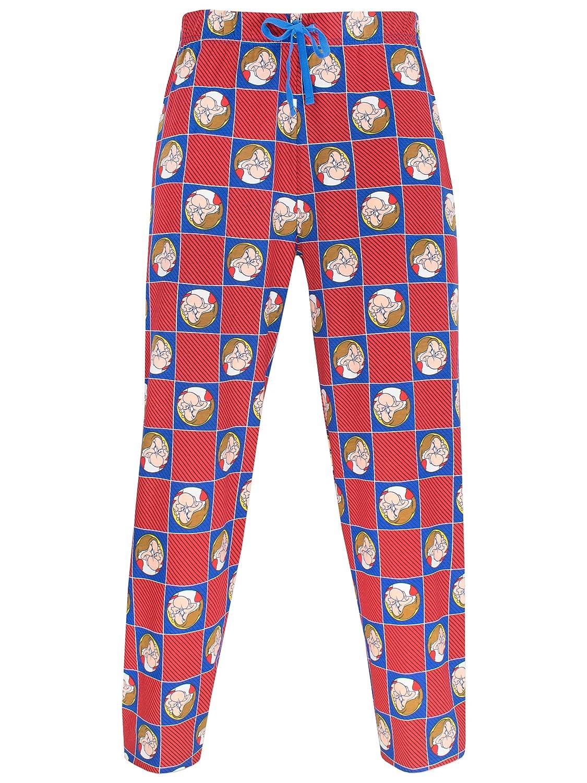 Disney Gruñón pantalones de pijama para Hombre Grumpy: Amazon.es: Ropa y accesorios