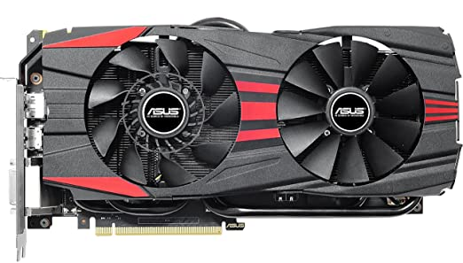 Amazon.com: ASUS gtx960-dc2oc-2gd5-black NVIDIA GeForce GTX ...