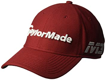 2ff1f6625ea TaylorMade Golf 2018 Men s New Era Tour 39thirty Hat  Amazon.ca ...