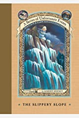 A Series of Unfortunate Events #10: The Slippery Slope Kindle Edition