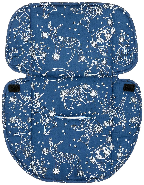 Navy Constellations Bambella Designs Car Seat Protectors