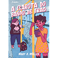 A garota do banco de trás (Portuguese Edition) book cover