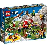 Lego - Insan Paketi - Doğa Maceraları (60202)
