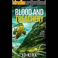 Blood and Treachery: A Scottish Crime Thriller (DCI Logan Crime Thrillers Book 4)