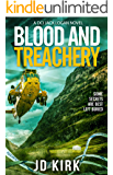 Blood and Treachery: A Scottish Detective Mystery (DCI Logan Crime Thrillers Book 4)