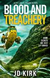 Blood and Treachery: A Scottish Crime Thriller (DCI Logan Crime Thrillers Book 4) (English Edition)