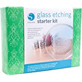 Silhouette Glass Etching Starter Kit