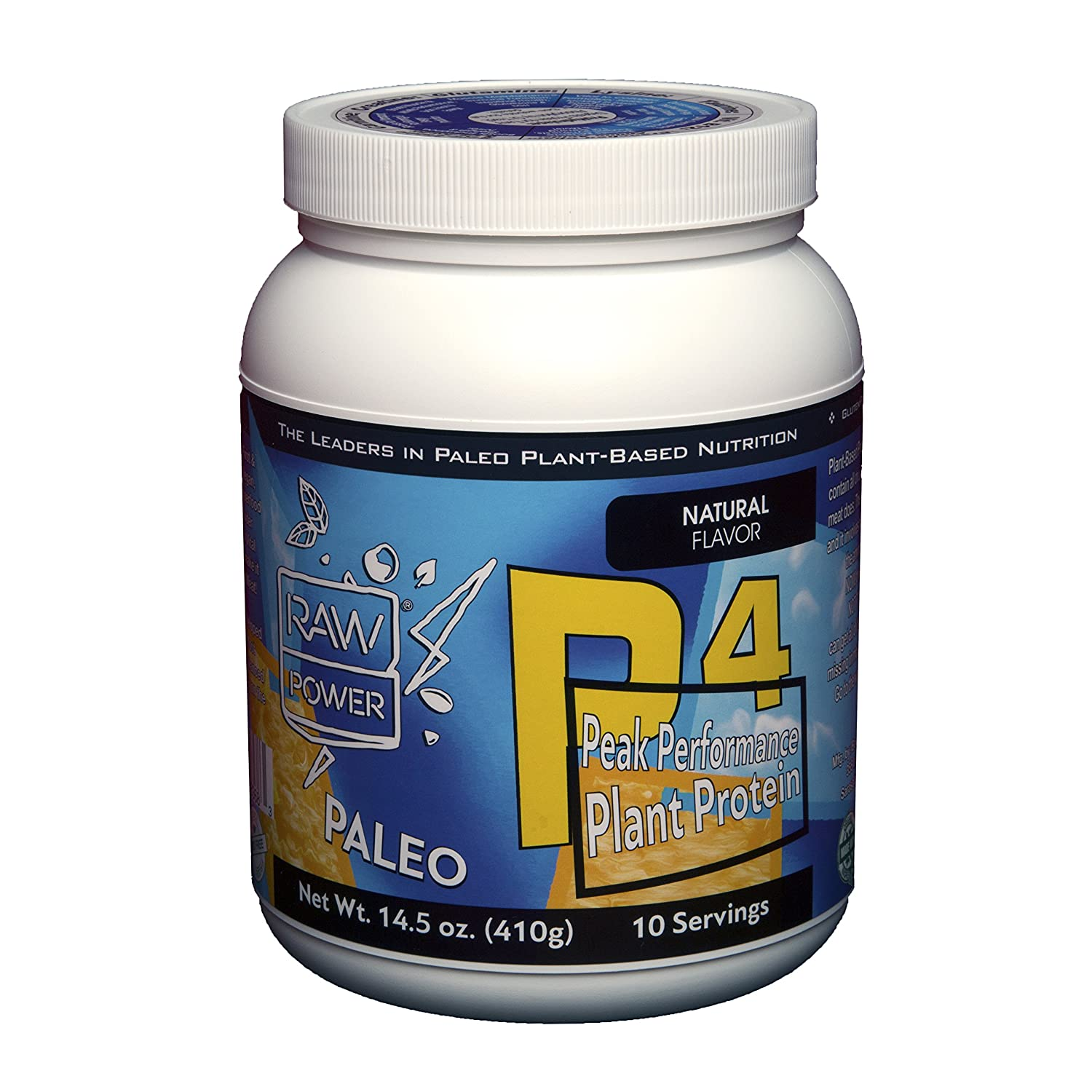 Amazon Com The Best Protein Powder On The Planet More Balanced