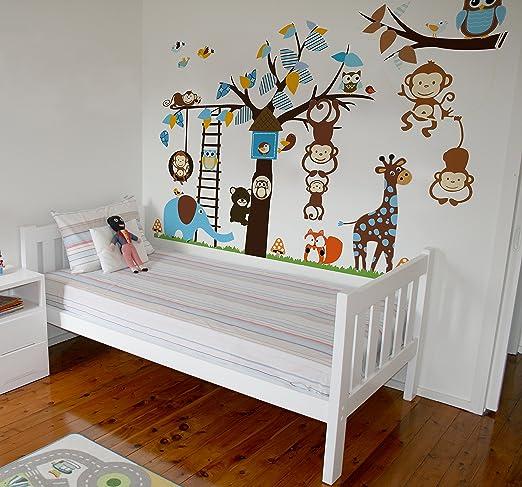 1 opinioni per Vinile decorativo- Foresta di scimmie, Sticker murale adesivo, impermeabile per