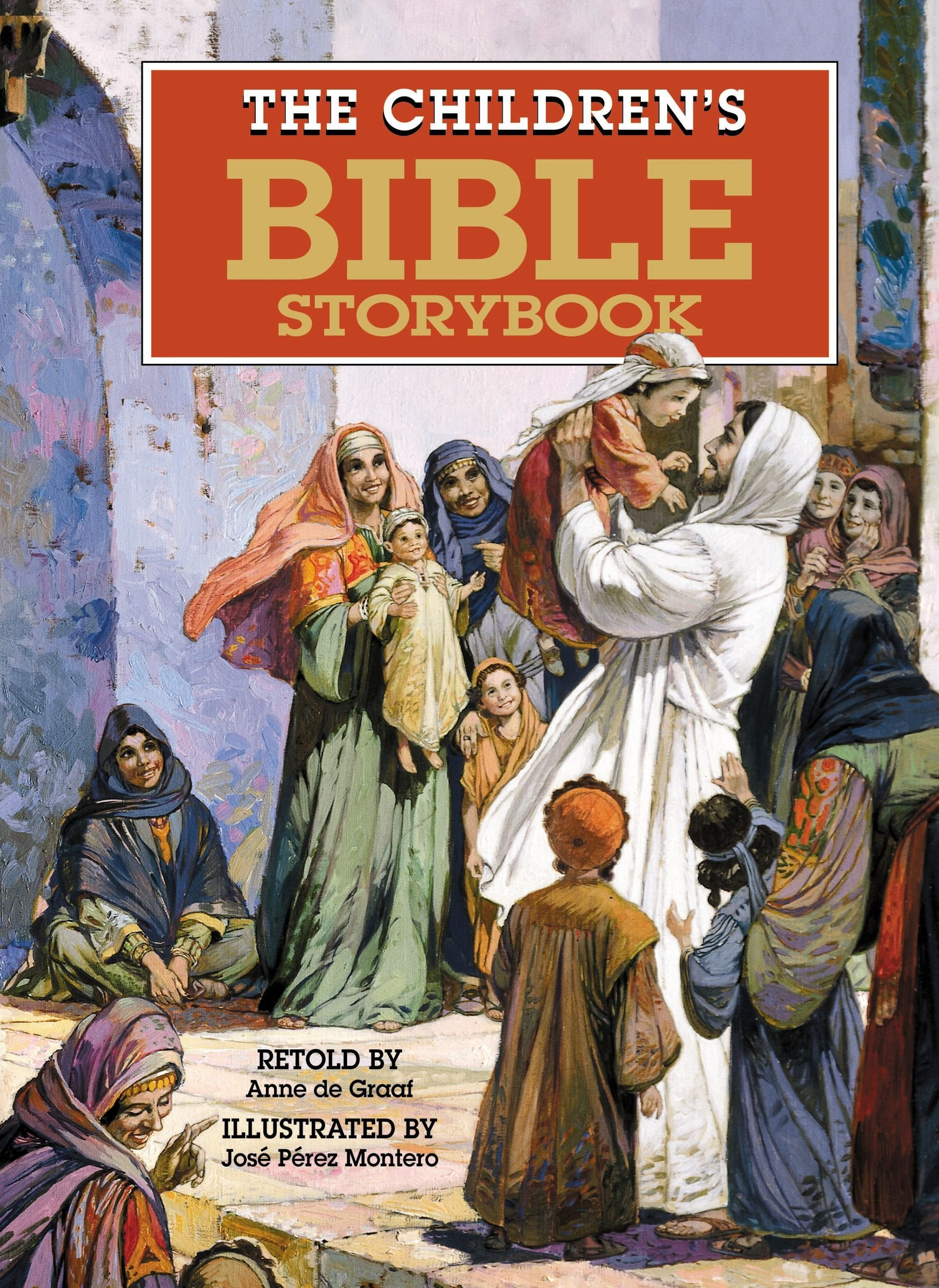 Download The Children's Bible Storybook ebook