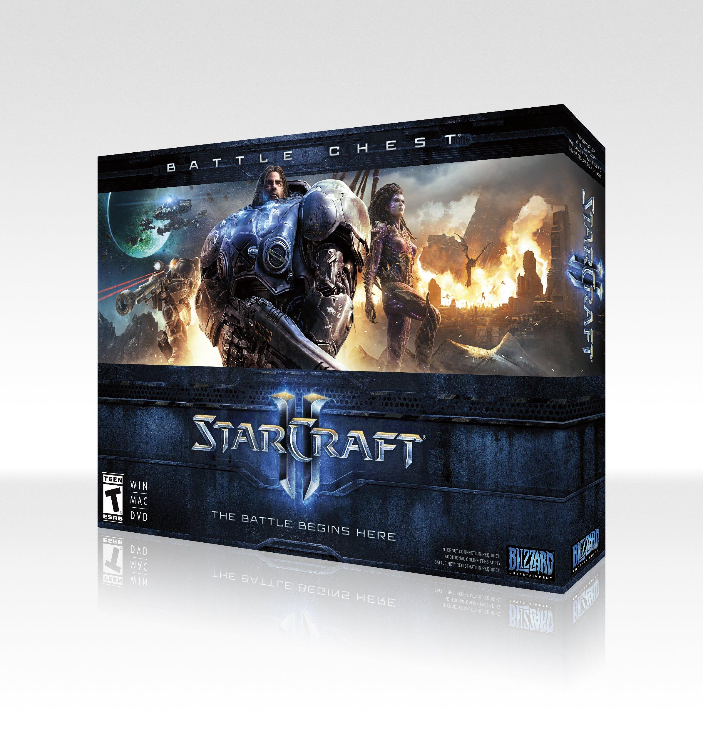 Starcraft II: Battle Chest - PC/Mac by Blizzard Entertainment (Image #3)
