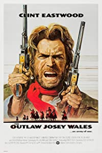 Clint Eastwood The Outlaw Josey Wales Movie Poster Classic Western Frameless Gift 12x18 (30cm x 46cm)-LT-041