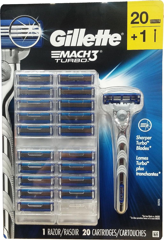 Gillette Mach3 Turbo Men