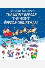 Richard Scarry's The Night Before the Night Before Christmas! Kindle Edition