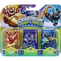 Skylanders Swap Force Dune Bug + Phantom Cynder + Knockout Terrafin Figur - ACTIVISION