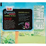DOLE Frozen Organics Smoothie Blends, Berries and