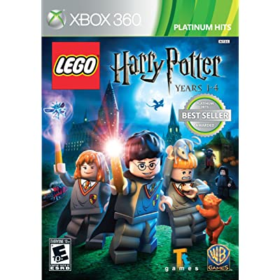 LEGO Harry Potter: Years 1-4: WB Games, Warner Brothers, TT Games, Lego: Video Games