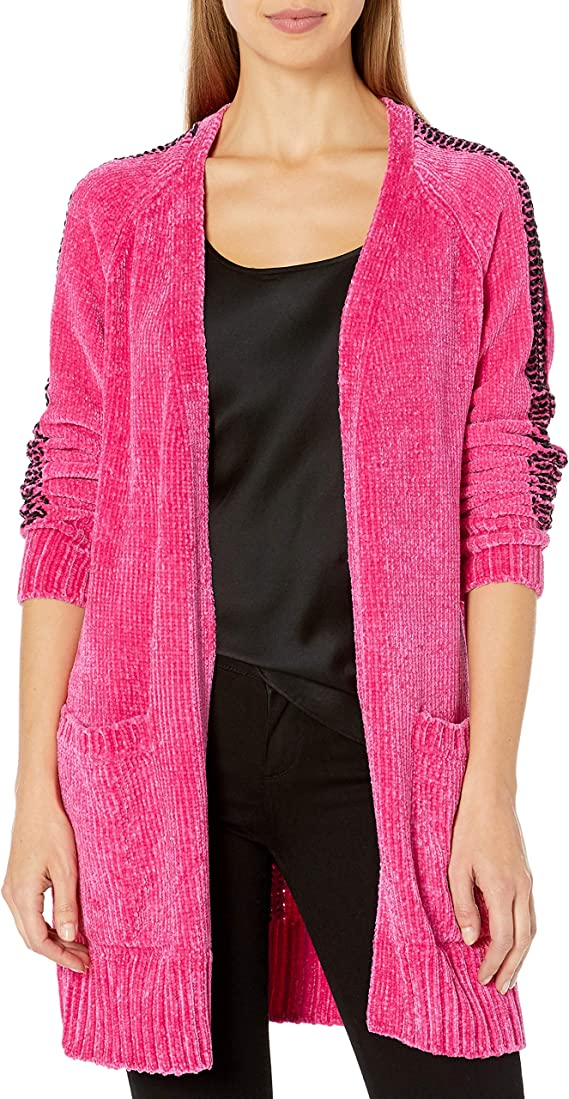 A|X Armani Exchange 阿玛尼 经典款 女式开衫 L码4.1折$61.48 海淘转运到手约¥495