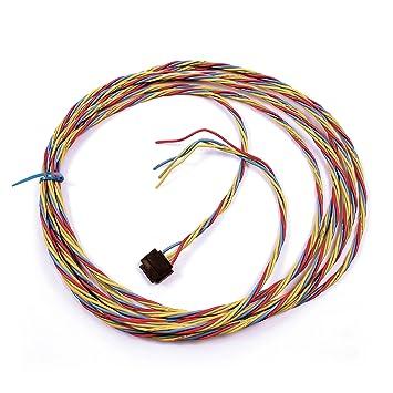 bennett marine 3004 0152 bennett wh100022 wire harness 22\u0027 Marine Wiring Harness iveco fpt marine wiring harness 8049225