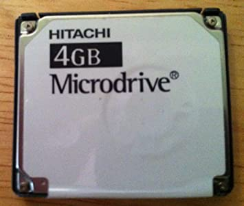 HITACHI 4GB MICRODRIVE DRIVER WINDOWS 7 (2019)